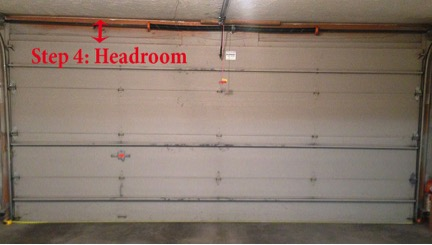 Measure For A Garage Door In 5 Easy Steps Overhead Door Company Of Garden City