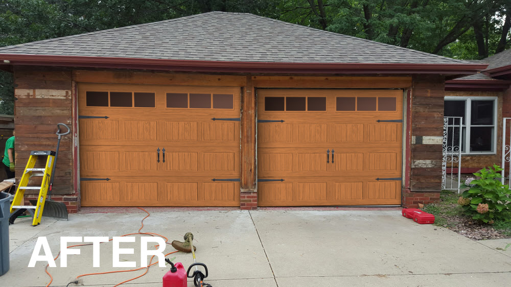 Martin Home before Martin - after & Uncategorized Archives | Page 5 of 6 | Overhead Door Company of ...