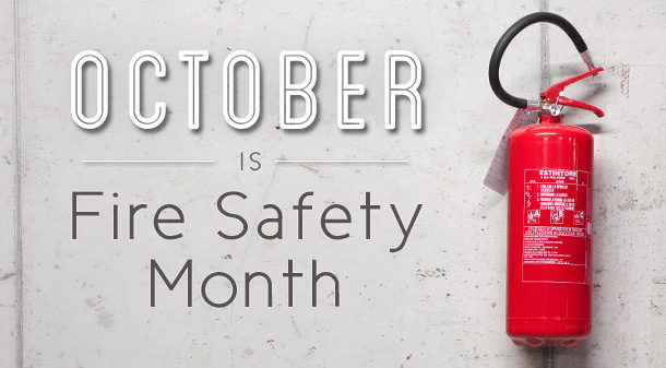 Image result for Fire Safety Month