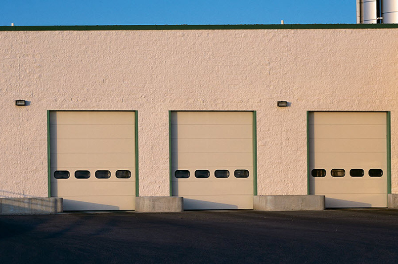 Commercial Garage Door   Sectional Door